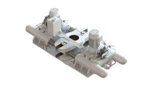 RAM (Pistonlu) Tip Elektrohidrolik Dümen Makinası